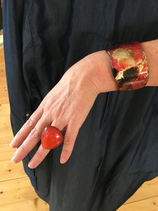 flame ring and cuff